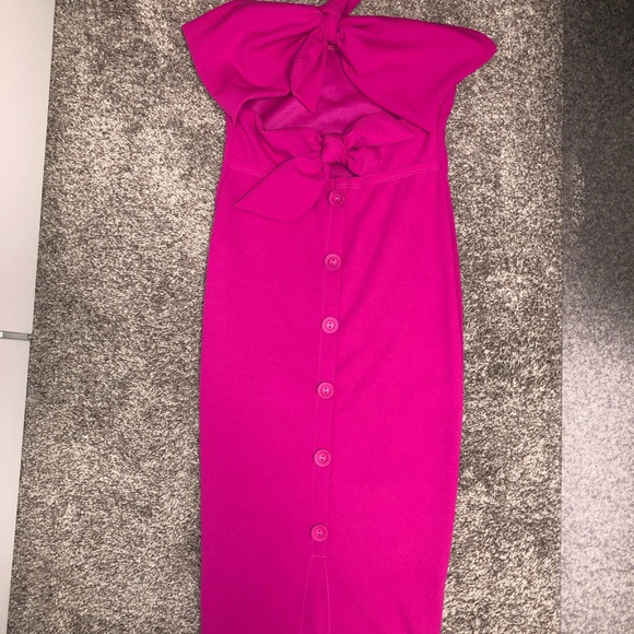 Touch Dolls Dresses & Skirts - Touch Dolls Strapless midi dress